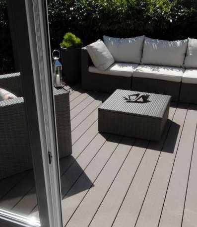 Top tips for fitting your decking