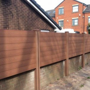 WPC Fencing Boards